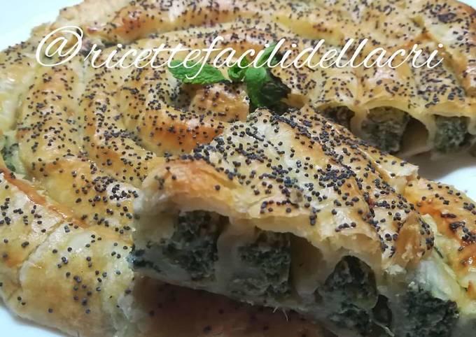 Recipe: Yummy Pasqualina spiralidosa
