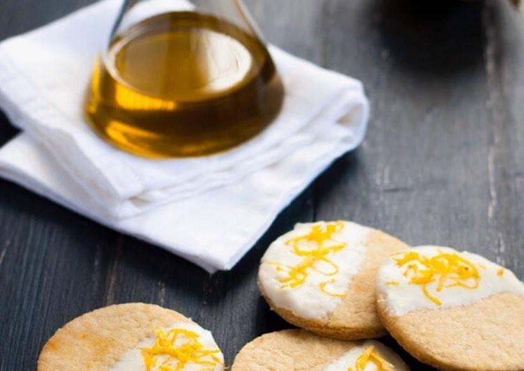 """Ricetta Biscottini al limone """"senza"""""""