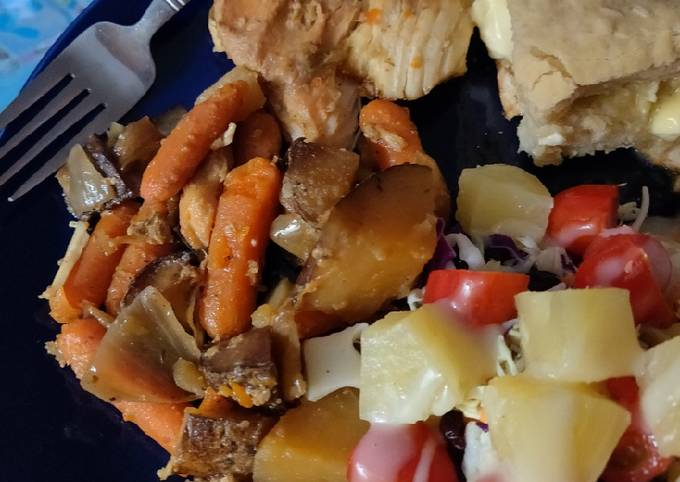 C-C-C Crock-Pot Chicken Cardiac Healthy