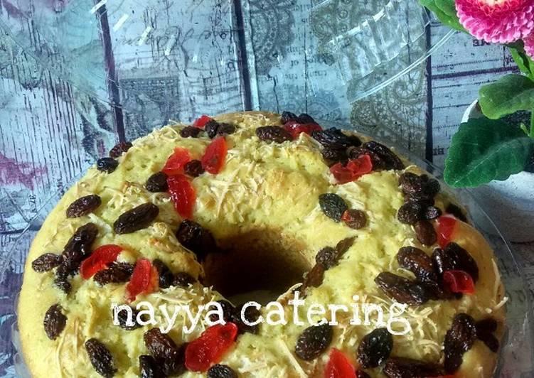 Resep Brudel Cake Khas Manado Oleh Esti Ninggar Cookpad