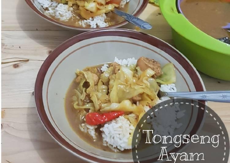 Tongseng ayam / kambing - cookandrecipe.com