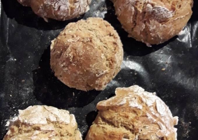Petits pains sucrés