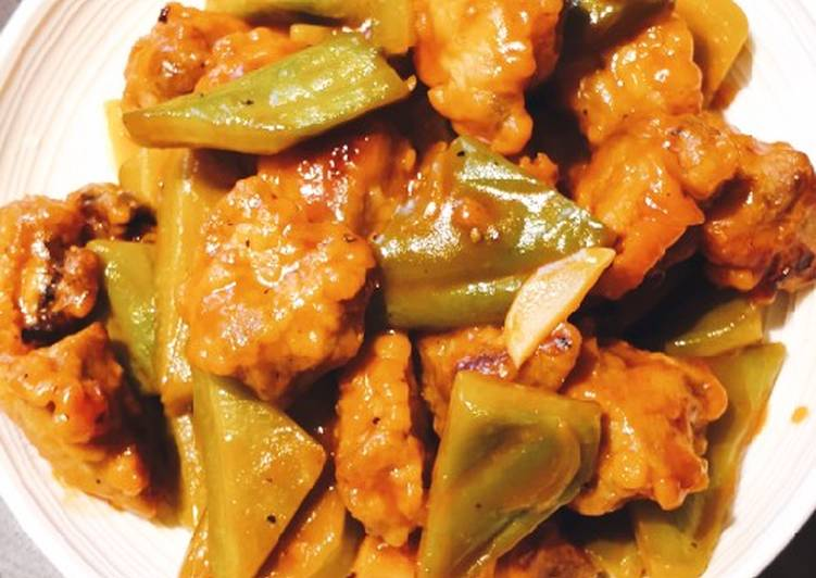 Recipes to Start Perfect Ampalaya Sweet and Sour