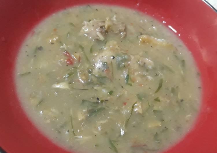 Simple Way to Make Award-winning White soup