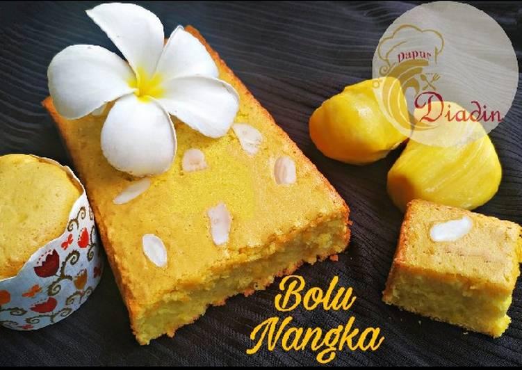 Bolu Nangka (3 Telur)