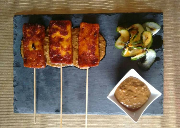 Step-by-Step Guide to Make Perfect Paneer Satay