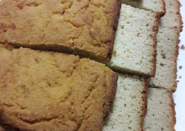 Resep Roti Tawar Tepung Kelapa (low carb) #ketofriendly Paling Joss