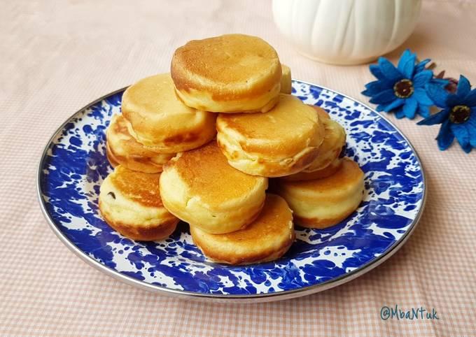 Cara Gampang Menyiapkan Kue Khamir Kelapa yang Lezat
