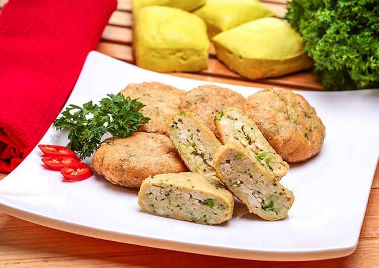 Perkedel Tahu Brokoli - cookandrecipe.com