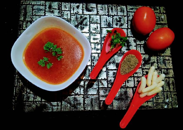Step-by-Step Guide to Prepare Any-night-of-the-week Tomato soup