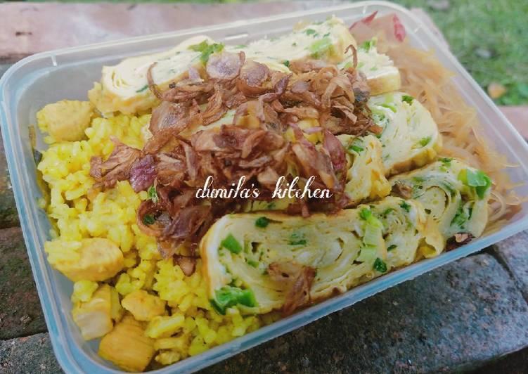 Cara Membuat 81. Nasi Kebuli Ayam rumahan