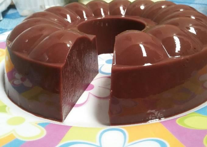 Resep Puding Brownies Roti Tawar Oleh Ruri Zulhidiati Cookpad