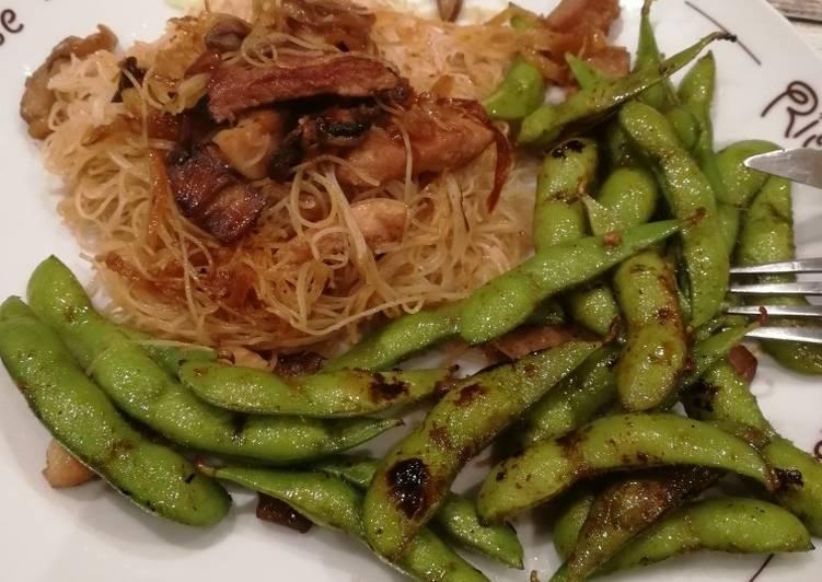 Recette Des Nouilles chinoises