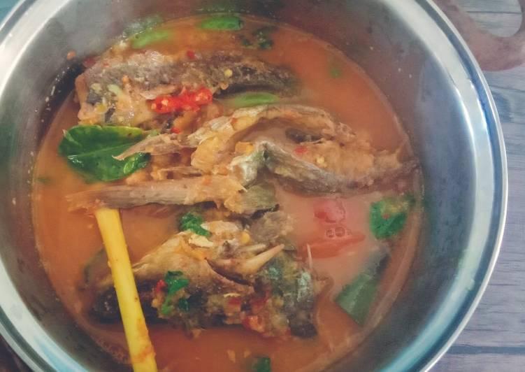 Ikan Patin Bumbu Kuning