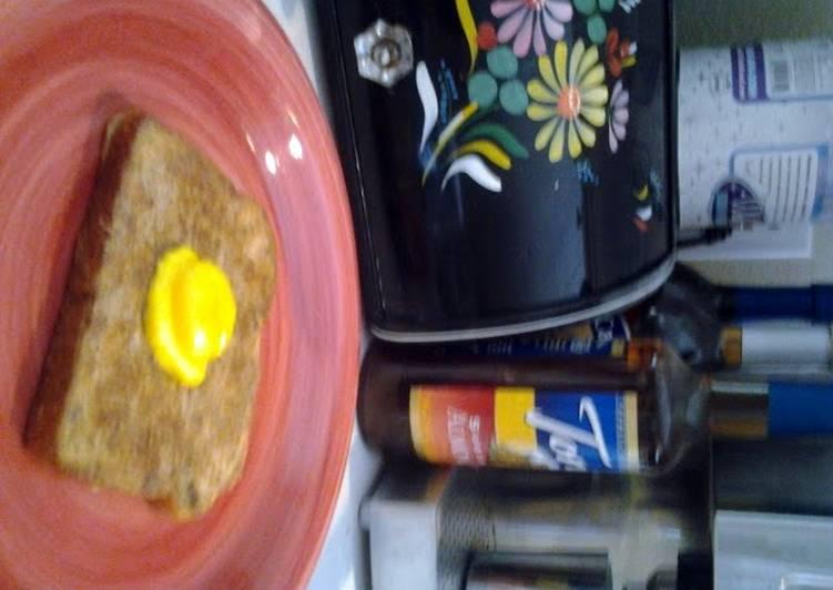Terra's Yolky French Toast