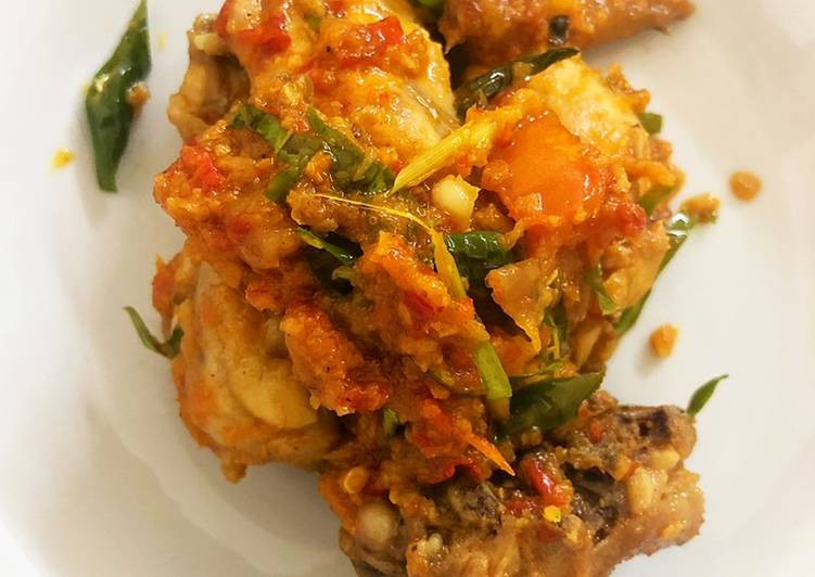 Resep Ayam Woku Tanpa Kemangi Oleh Clara Adiputro Cookpad
