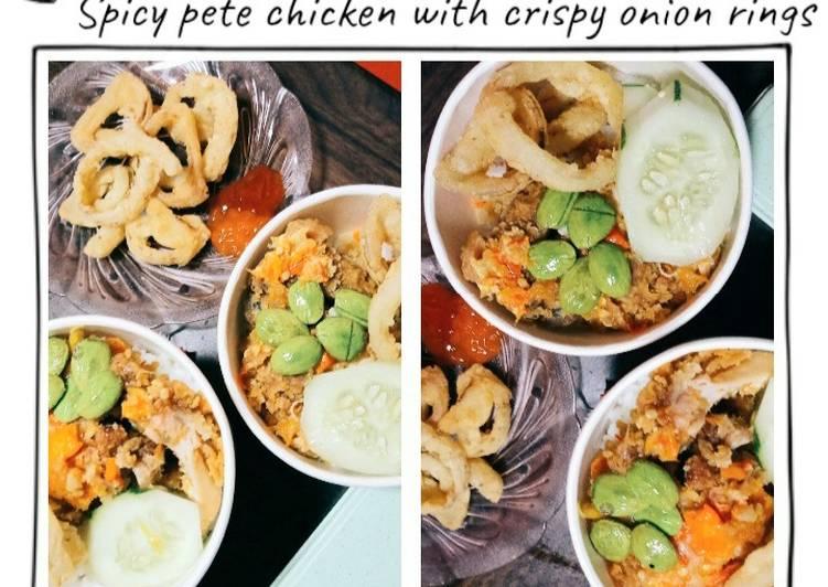 Ayam Geprek Pete