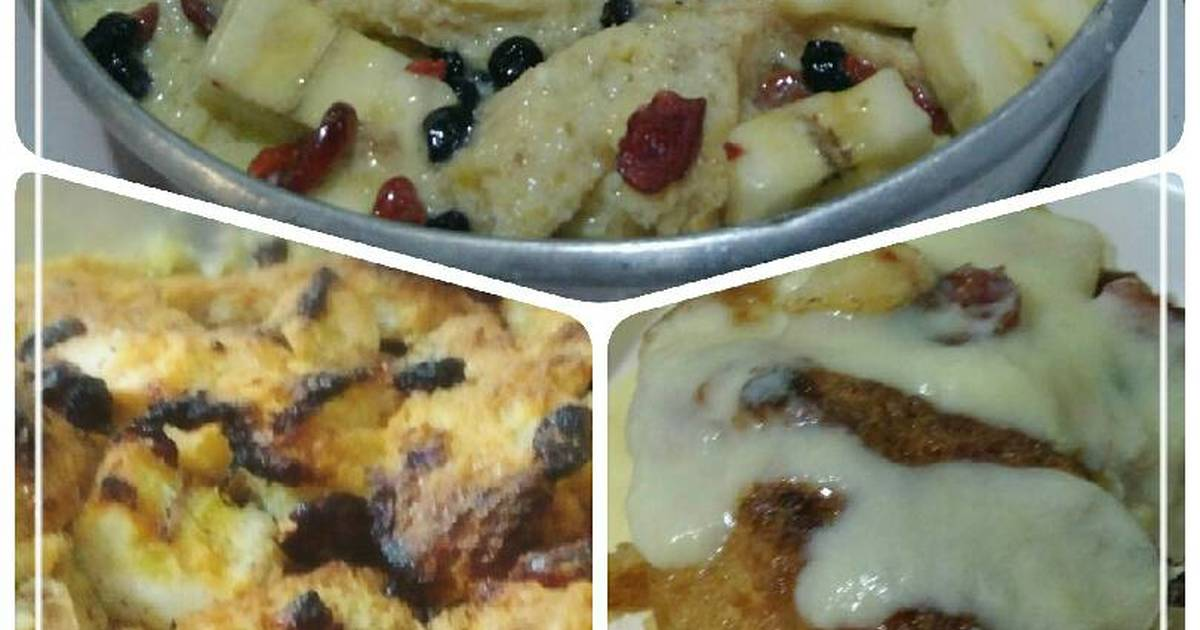 resep puding roti yg enak konsepbasic Resepi Jagung Bakar Keju Enak dan Mudah