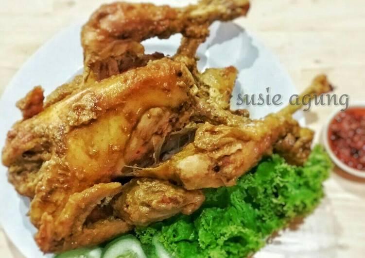 Resep Ayam Ingkung Jadoel Oleh Susi Agung Cookpad
