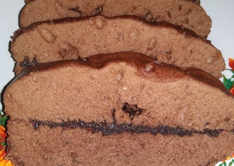 Bolu Kukus Coklat Chocolatos Drink