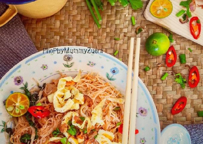 Bihun Goreng Mummy #phopByLiniMohd #cookpadmalaysia #batch20