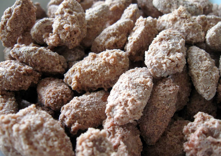 Steps to Prepare Ultimate Cinnamon Sugar Almonds