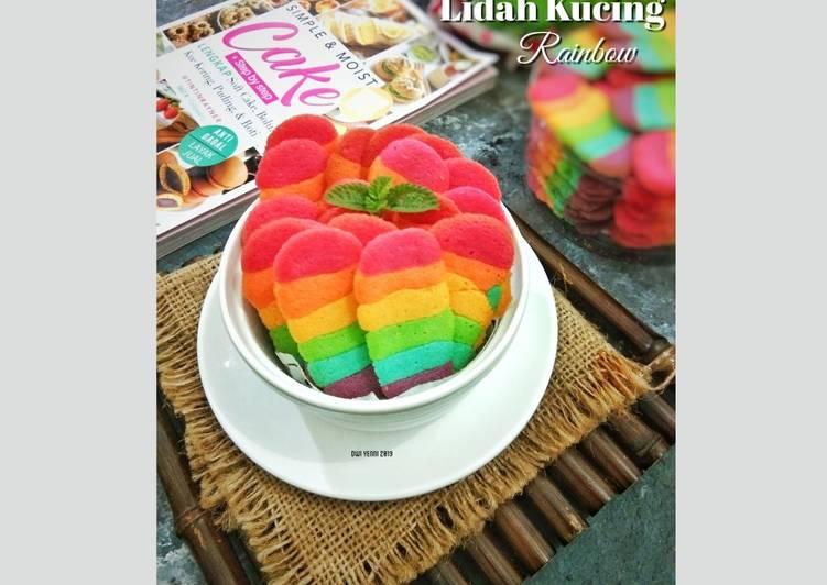 86. Lidah Kucing Rainbow