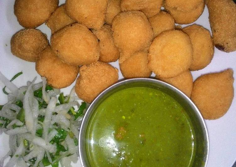 Get Lunch of RAM LADDOO ( Yellow Lentil Balls)