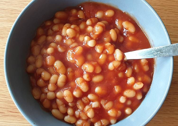 Baked Beans Recipe By Malin Morgan Cookpad