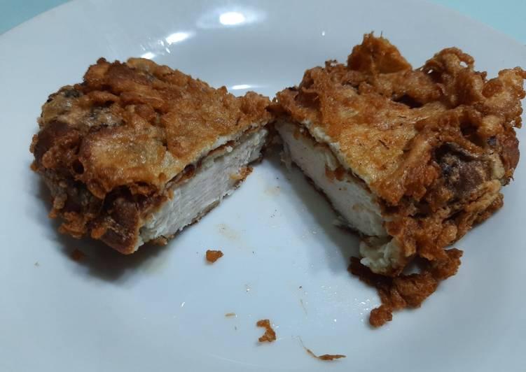Marinated Fried Chicken