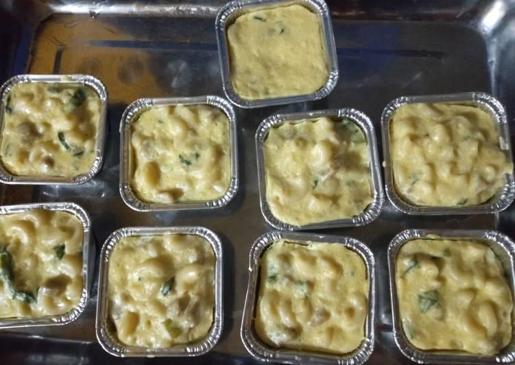 Macaroni Schotel Kukus simpel