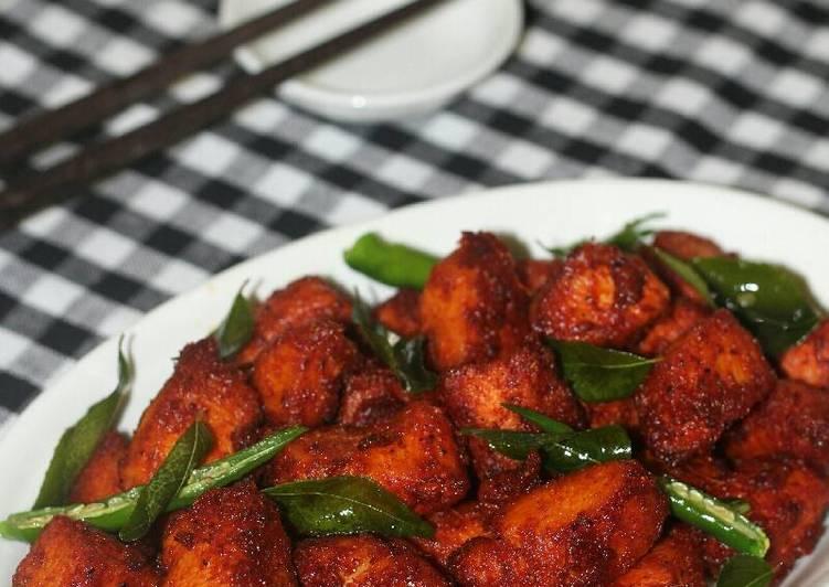 Recipe: Nice Chicken 65
