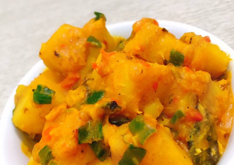 Use Food to Elevate Your Mood Yam pottage