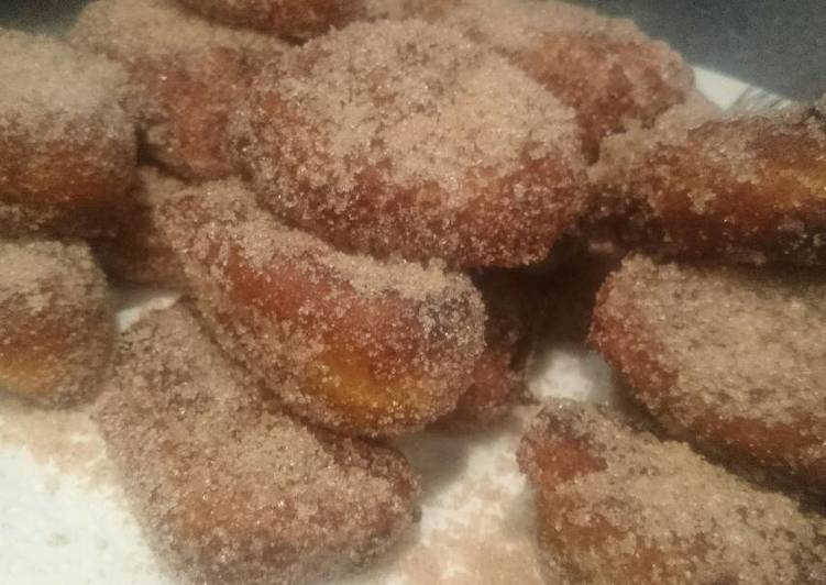 Discover How to Elevate Your Mood with Food Fried Pumpkin Balls