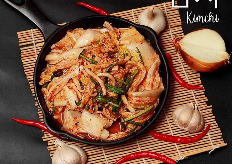 Kimchi (Baechu Kimchi)