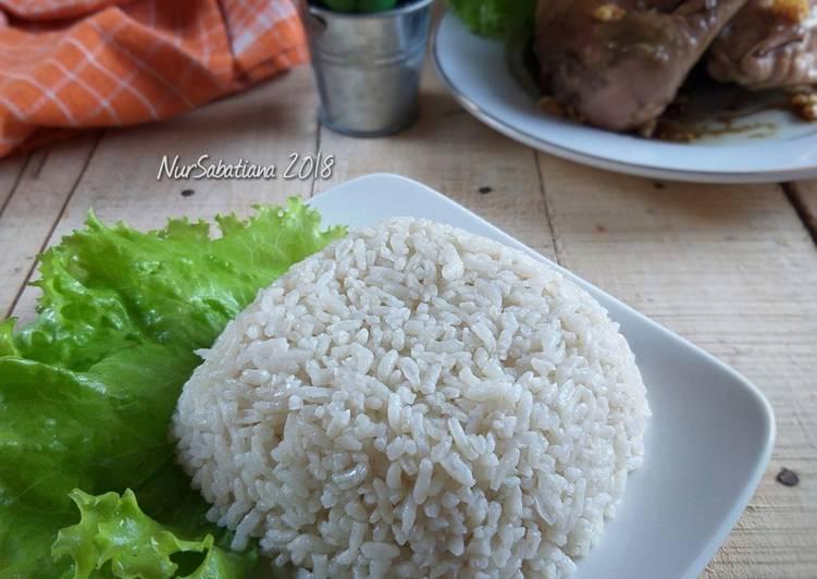 Nasi Hainan Rice Cooker #pr_cincaylaah