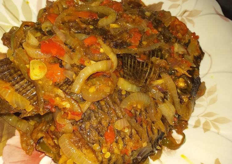 Turn to Food to Improve Your Mood Pepper fish