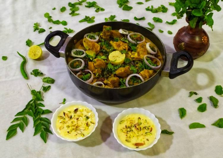 Step-by-Step Guide to Prepare Favorite Mutton khichda