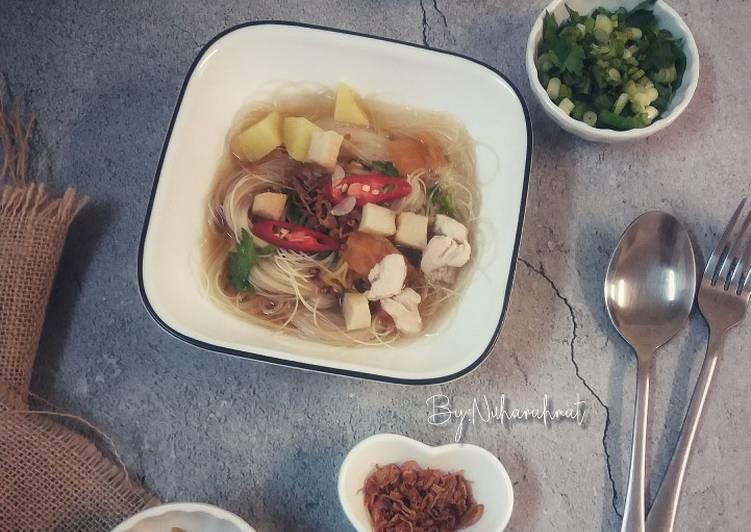 Bihun Sup #minggu1 - velavinkabakery.com