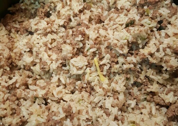Recipe: Delicious Dirty Rice