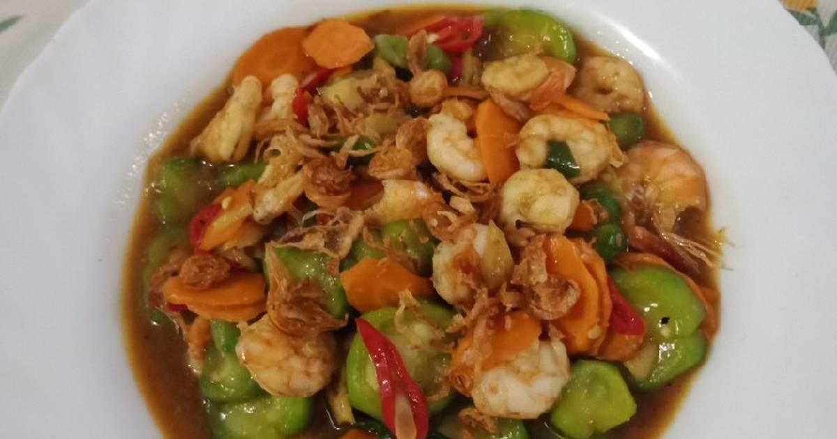 89 Resep Tumis Oyong Udang Enak Dan Sederhana Ala Rumahan Cookpad