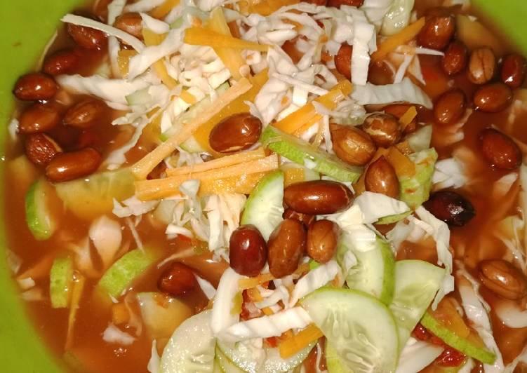 Asinan Sayuran