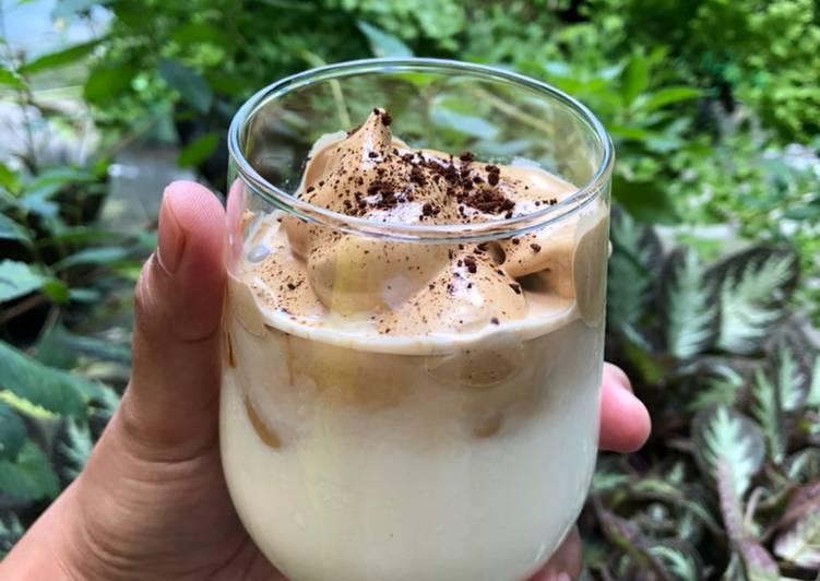Dalgona Coffee #dapurwiwin 👩🏻🍳