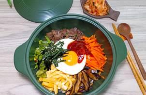 Bibimbap - Cơm trộn Hàn quốc
