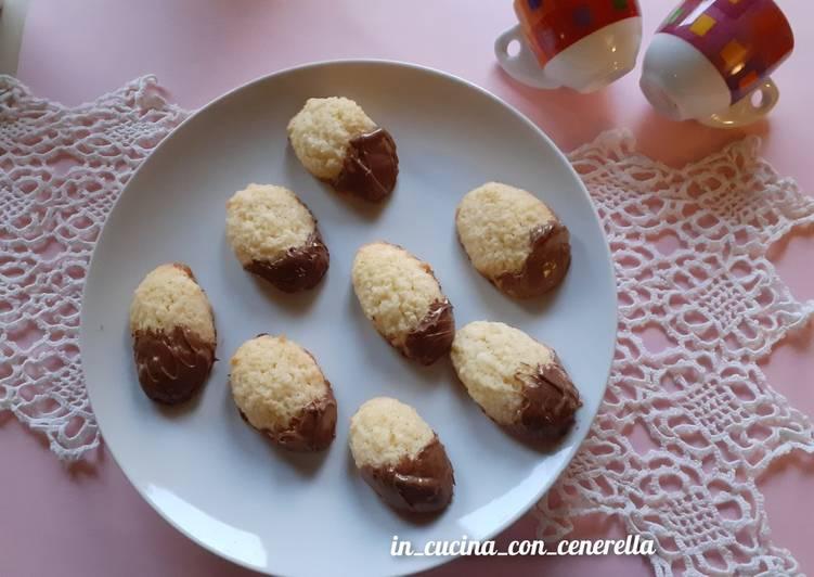 Biscotti cocco e nutkao