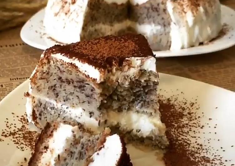 Бананово сметанный торт рецепт с фото