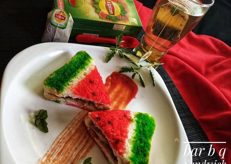 Recipe: Tasty Iced green Tea