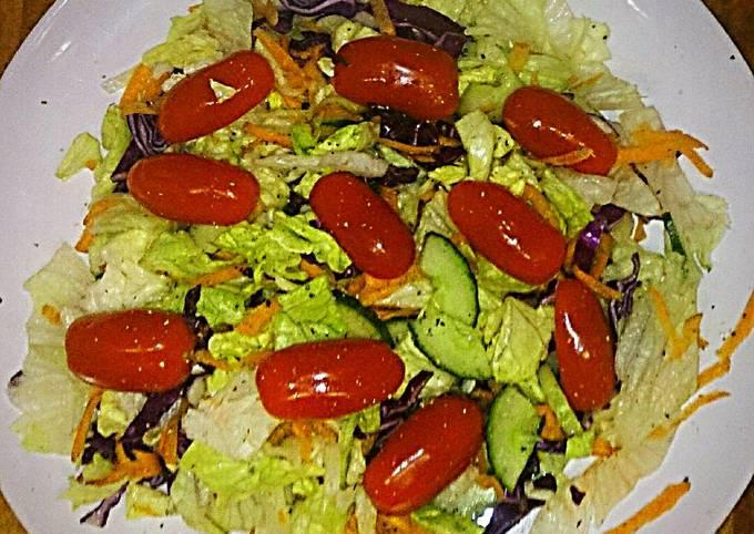 Tex's Crispy Green Salad 🍲