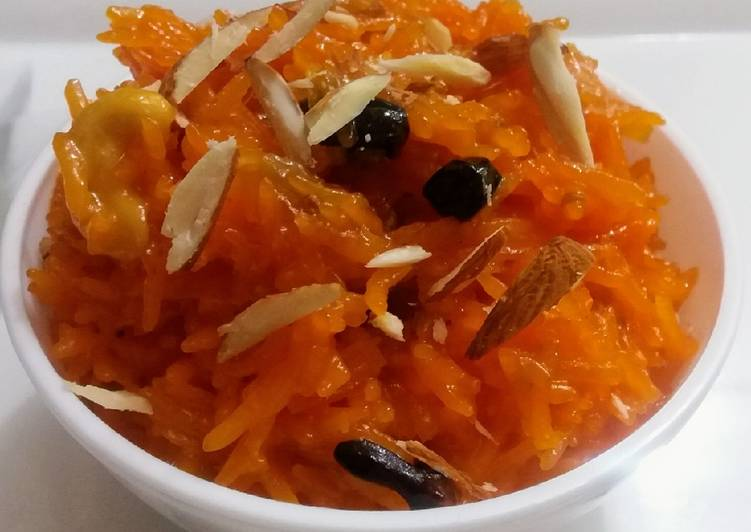Simple Way to Prepare Homemade Sweet Saffron Rice