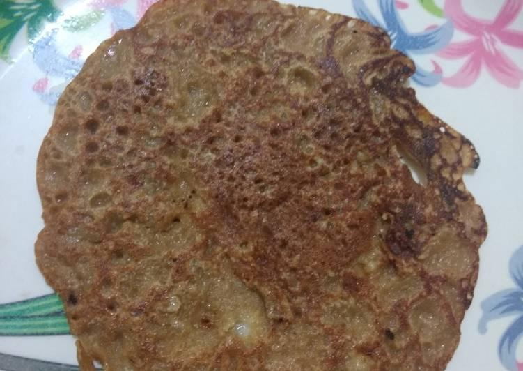 Easiest Way to Make Homemade Healthy pancake